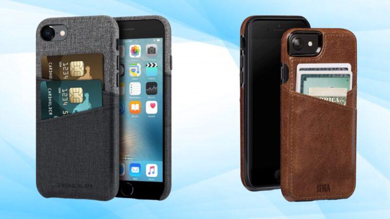 Best iPhone SE 2020 Card Holder Cases
