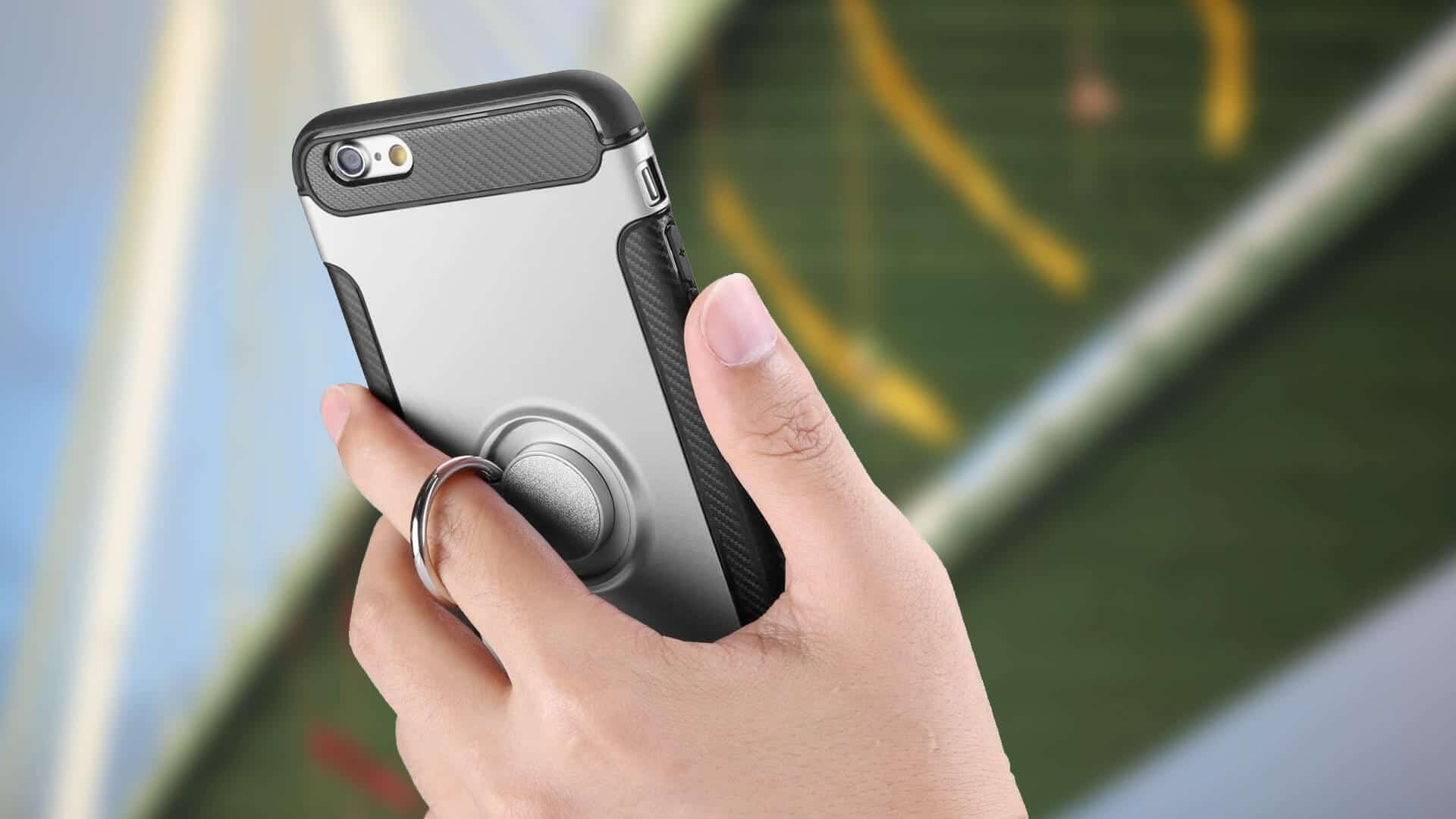 Best iPhone SE 2020 Ring Holder Cases