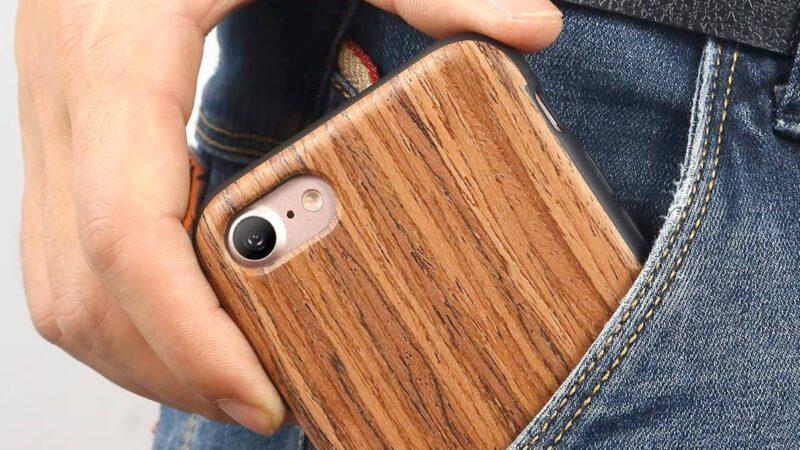 Best iPhone SE 2020 Wooden Cases