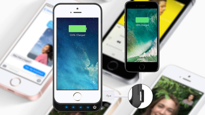 Best iPhone SE, 5s, and iPhone 5 Battery Cases