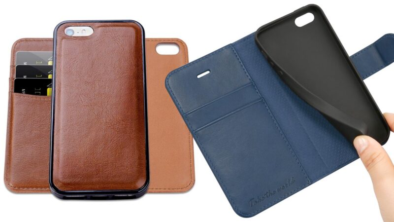 Best iPhone SE and iPhone 5s Wallet Cases