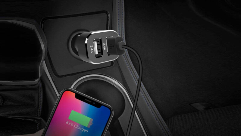 Best iPhone X, 8 Plus, and iPhone 8 Car Chargers