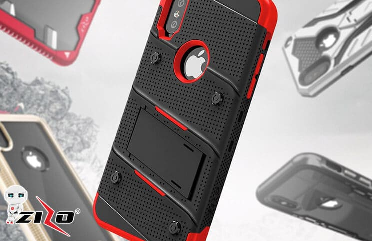 Best iPhone X Cases by Zizo