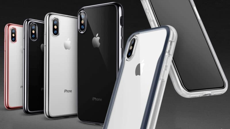 Best iPhone X Clear Cases
