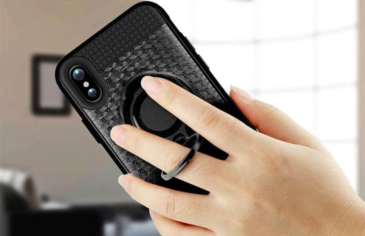 Best iPhone X Ring Holder Cases
