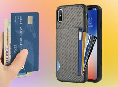 Best iPhone X, XS Card Holder Cases