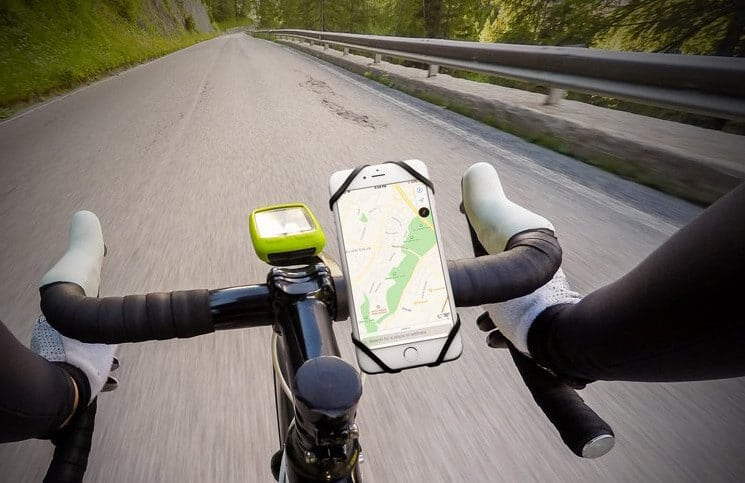 Best iPhone X, iPhone 8 Plus, and iPhone 8 Bike Mounts