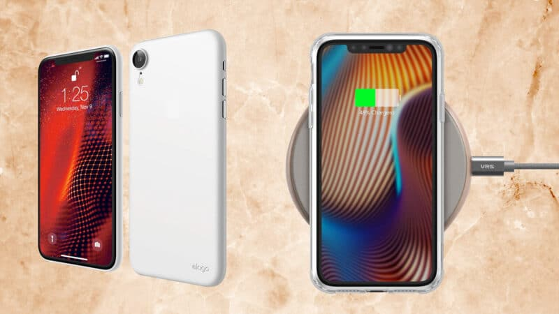 Best iPhone XR Wireless Charging Compatible Cases