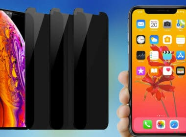 Best iPhone XS Max Privacy Screen Protectors