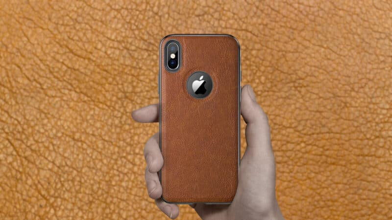 Best iPhone Xs Leather Cases