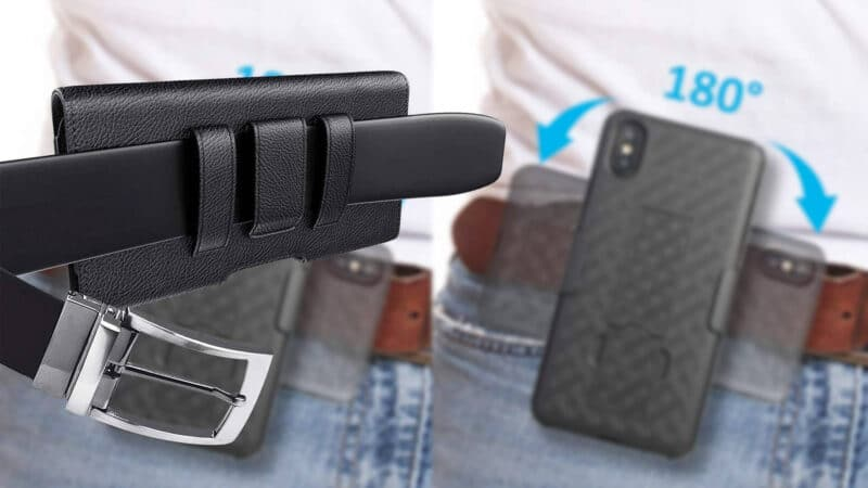 Best iPhone Xs Max Belt Clip Cases