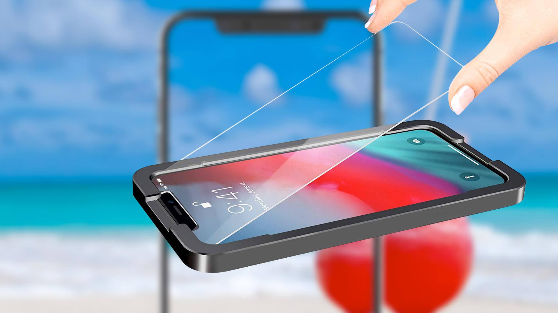 Best iPhone Xs Max Glass Screen Protectors