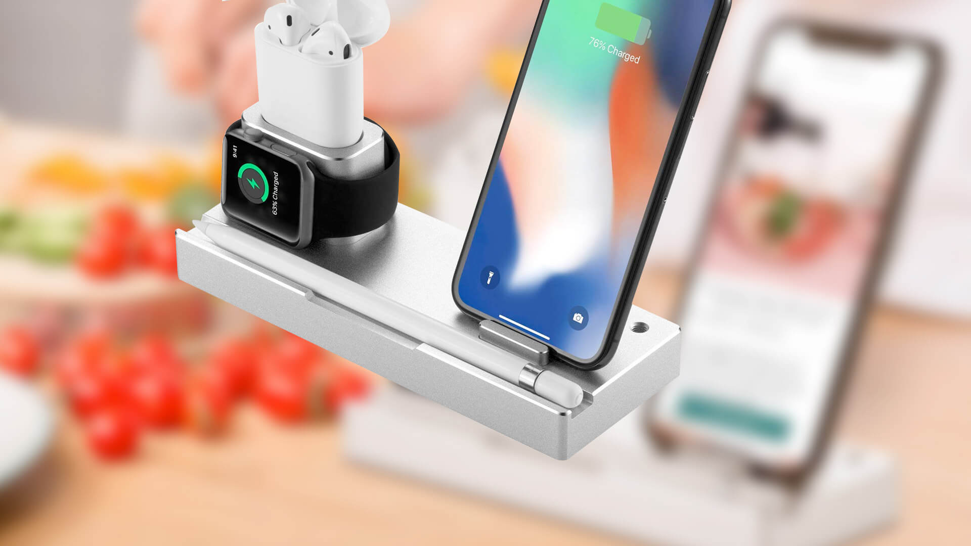 Best iPhone Xs Max, Xs, and iPhone XR Docking Stations