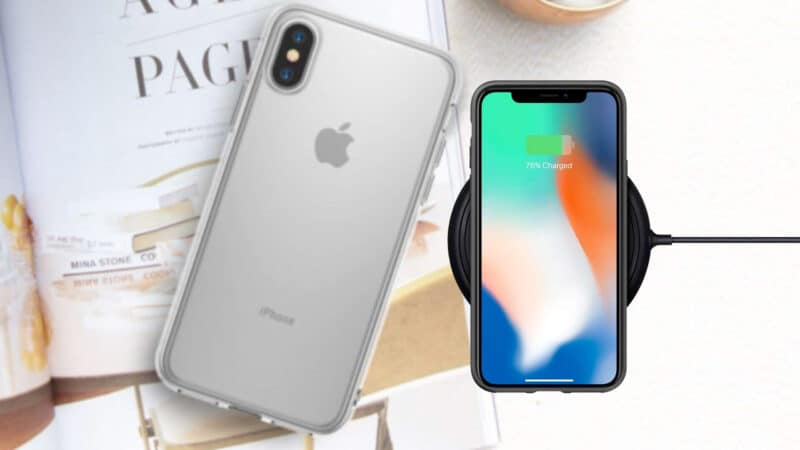 Best iPhone Xs Wireless Charging Support Cases