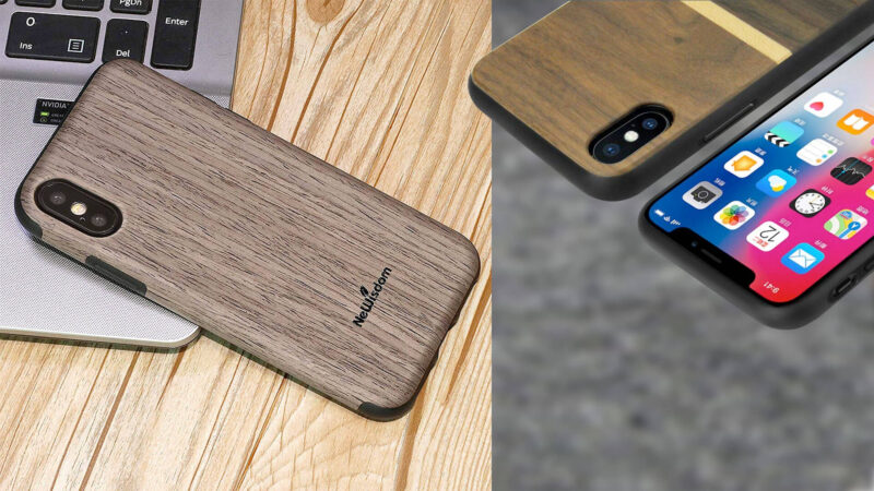 Best iPhone Xs Wooden Cases