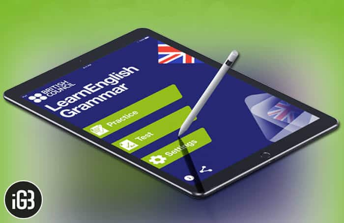 Best iPhone and iPad Apps to Learn English Grammar
