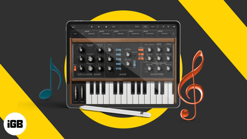 Best iPhone and iPad apps to learn music