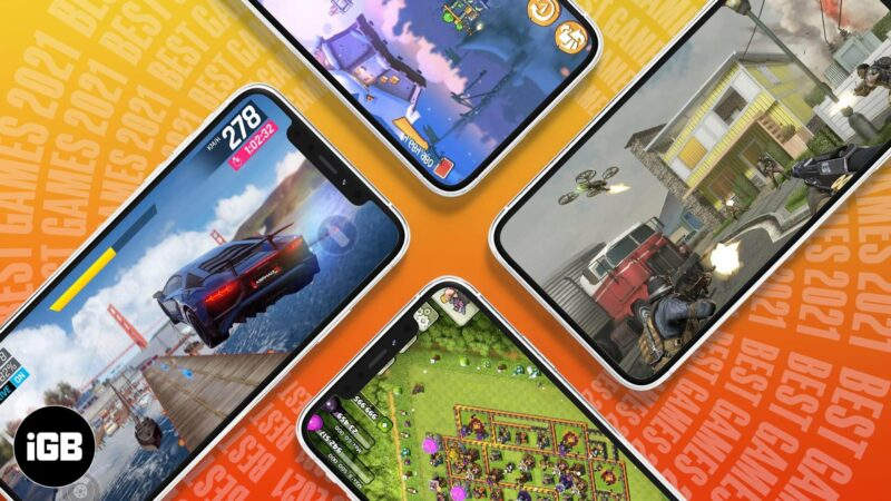 Best iPhone games 2021