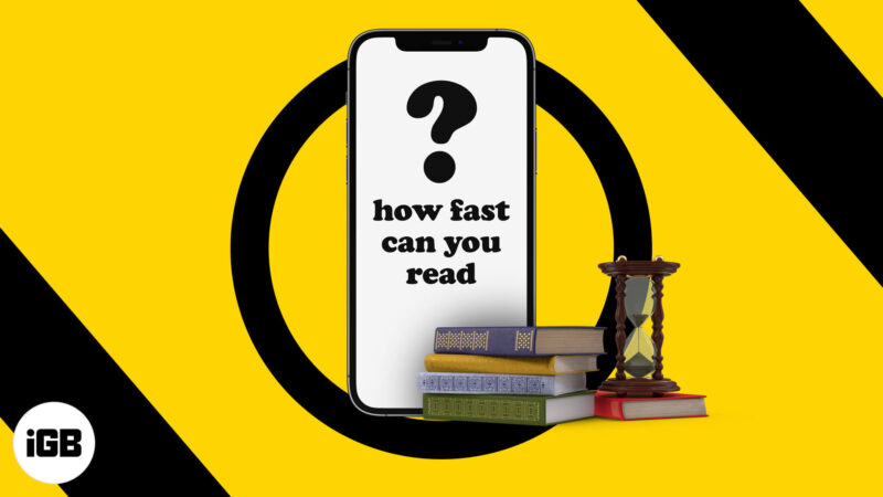 Best speed reading apps for iPhone and iPad