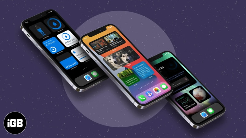 Best third-party home screen widgets for iPhone in iOS 14