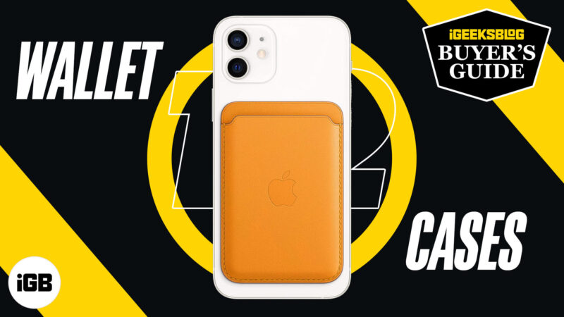 Best wallet cases for iPhone 12 and iPhone 12 Pro
