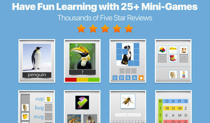 Bitsboard Educational iPhone Game Screenshot