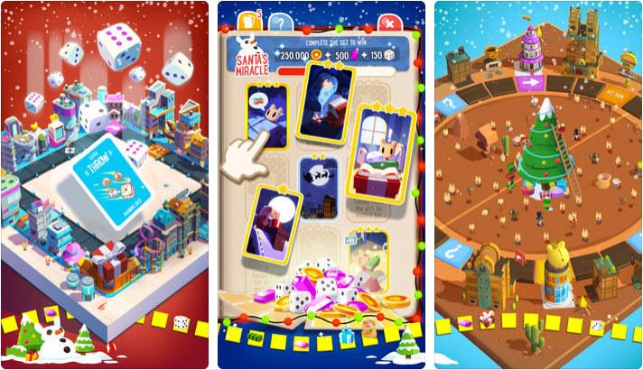 Board Kings iPhone and iPad Board Game Screenshot