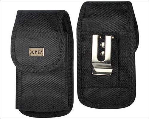 Bomea iPhone XS Max Belt Clip Case Pouch