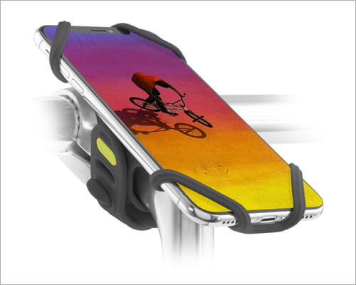 Bone bike mount for iPhone 11 Pro Max, 11 Pro, and iPhone 11