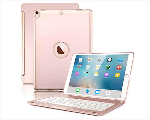 Boriyuan 10.5-inch iPad Pro Keyboard Case