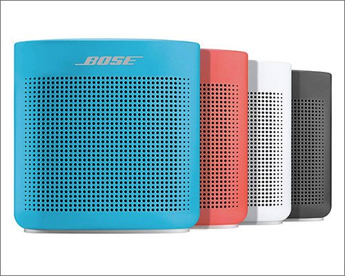 Bose Bluetooth Speaker for 12.9 and 11 inch iPad Pro