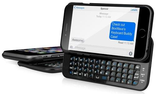 BoxWave iPhone 6 Keyboard Case