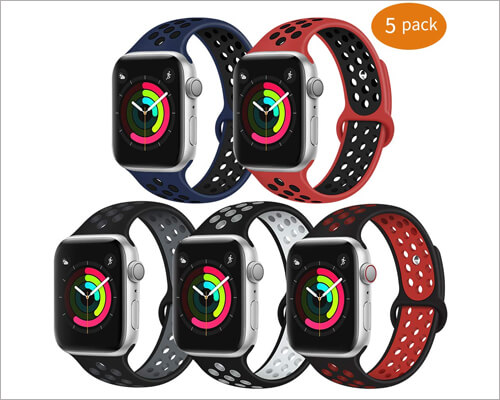 Bravely Klimbing Sport Band for Apple Watch Series 5