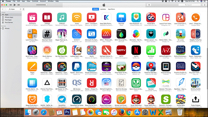 Bring Back App Store to iTunes