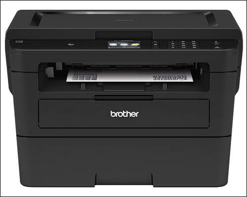 Brother HLL2395DW AirPrint Printer