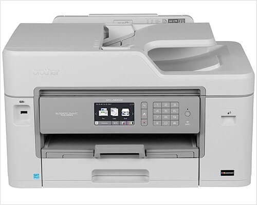 Brother MFC-J5830DW Inkjet Printer for Mac