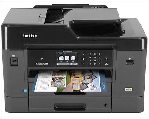 Brother MFC-J6930DW All-in-One Color Mac Inkjet Printer