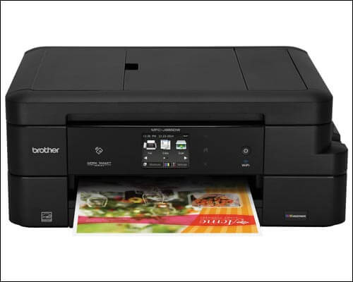 Brother MFC-J985DW Inkjet Printer for Mac