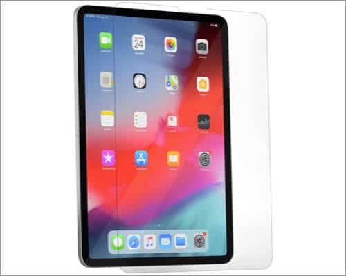 Brydge Flexible Tempered Glass Screen Protector for 11-inch iPad Pro 2nd Gen