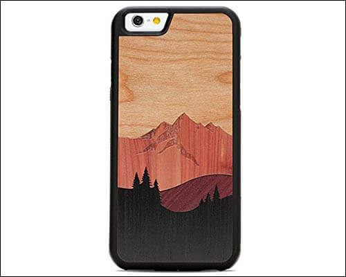 CARVED iPhone 6 Wooden Case