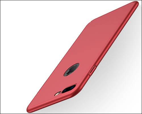 CASEKOO iPhone 8 Plus Wireless Charging Support Case