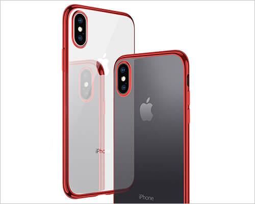 CASEKOO iPhone X Thin Case