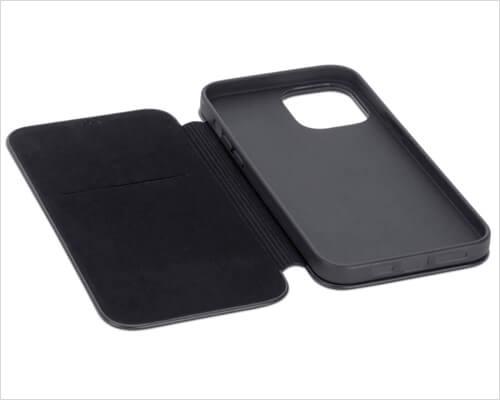 CASEZA Folio Case for iPhone 12, 12 Pro, 12 Pro Max