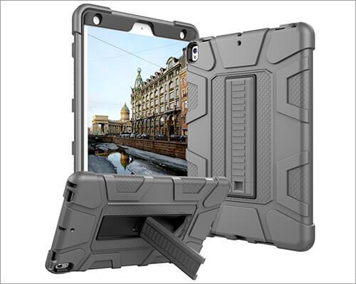 CASY MALL Kickstan Case for iPad Pro 10.5-inch