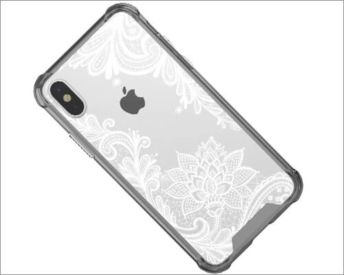 CASY MALL iPhone Xs Designer Case
