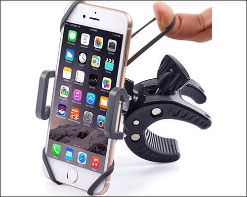 CAW.CAR Accessories Bike Mount for iPhone 7-7 Plus