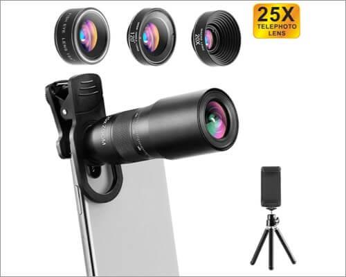 CESCOM Camera Lens for iPhone 11