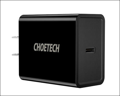 CHOETECH USB C Charger for iPhone Xs Max, XS, and iPhone XR