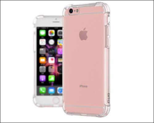 CISTOID iPhone 6 Plus Clear Cases