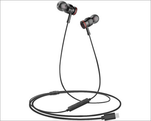 CKLYYL USB-C Earphones for Android Devices